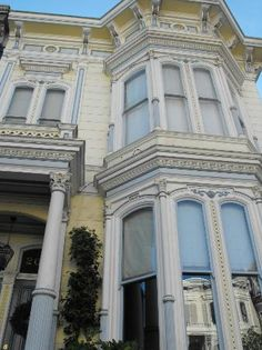 Victorian Home Walking Tour - Picture of Victorian Home Walk, San ...