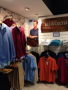 new season Haworth menswear department  #bealesofkeighley  @lovebeales