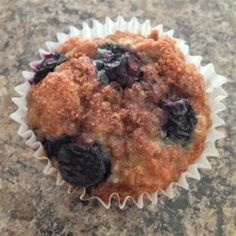 Blueberry Oatmeal Chia Seed Muffins - Allrecipes.com