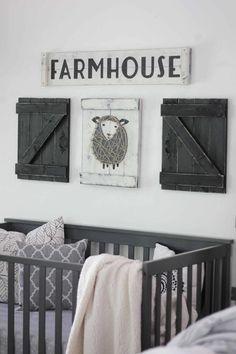 Sheep nursery decor, lamb nursery art, rustic sheep decor, above the crib, rustic Sheep Nursery, Lamb Nursery, Rustic Nursery, Nursery Neutral, Girl Nursery, Monochrome Nursery, Baby Boy Rooms, Baby Boy Nurseries, Baby Cribs