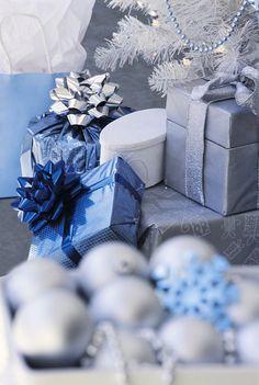 ❊ Blue Christmas memories ❊