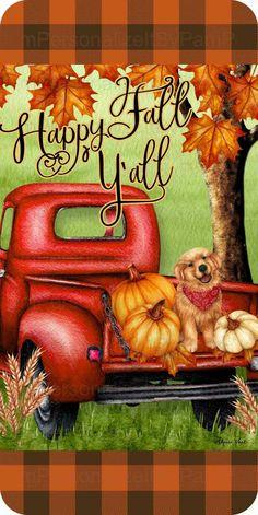 Happy Thanksgiving Wallpaper, Holiday Wallpaper, Fall Wallpaper, Fall Festival Decorations, Fall Canvas Painting, Fall Clip Art, Christmas Truck, Christmas Horses, Images Wallpaper