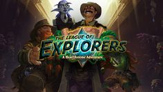 League of Explorers Adventure Cover