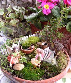 Diy Garden Art   enjoy your new garden explore the fairy garden gallery