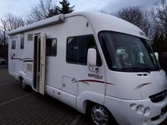 Wohnmobil Le Randonneur 9097F Rapido AF5 mit Solaranlage Recreational Vehicles, Camping, Solar Installation, Rv, Used Cars, Vehicles, Vacation, Campsite, Camper