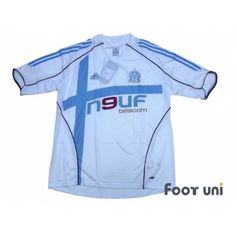 Olympique Marseille 2005-2006 Home Shirt w tags. Footuni 2f247e728