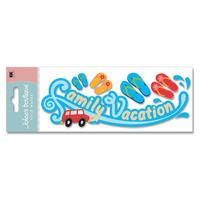 Family Vacation Title Stickers by Jolee's Boutique