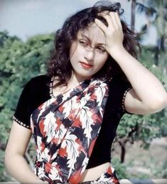 Not to be Missed : Madhubala in colour