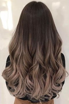 Balayage and ombre hair. Hair color ideas and trends for 20 Hairstyles hair ideas. Balayage and ombre hair. Hair color ideas and trends for 20 - - Hairstyles hair ideas. Balayage and ombre hair. Hair color ideas and trends for 20 - - Hair Color Balayage, Hair Highlights, Ash Brown Hair Balayage, Ombre Hair Color For Brunettes, Color Highlights, Ash Brown Ombre, Balayage Hair Brunette Long, Balyage Hair, Ombre For Long Hair