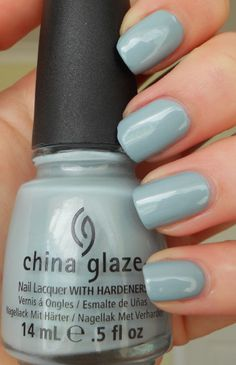 China Glaze - Sea Spray