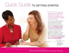 Getting started with your Avon business via slideshare To join:  www.start.youravon.com For best possible service, training, support please use reference code: brouleau  Start up fee:  $15