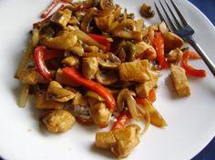 Worlds Best Chicken Stir-Fry