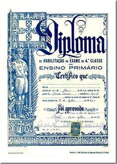 No período do Estado Novo, concluída a instrução primária com um exame da quarta classe obrigatório na sede do concelho, apenas os filhos da... Vintage Posters, Vintage Photos, History Of Portugal, Old Scool, Nostalgic Pictures, Nostalgia, History Activities, In Vino Veritas, Air France