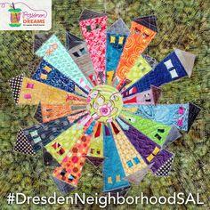 February Inspiration for the #DresdenNeighborhoodSAL