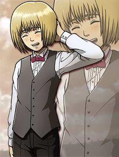 adorable Armin being adorable