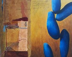 One of my ultimate favorite collage artists! It's all so far from what I do...or can do. Love Linda's work.