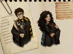 Good Omens And Harry Potter Crossover Harry Potter Crossover, Fandom Crossover, Supernatural Crossover, Kyle Broflovski, Good Omens Book, Fusion Art, Terry Pratchett, Fandoms, Book Tv