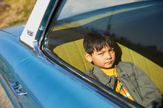 MANGO KIDS   CAR PORTRAIT   SS'18