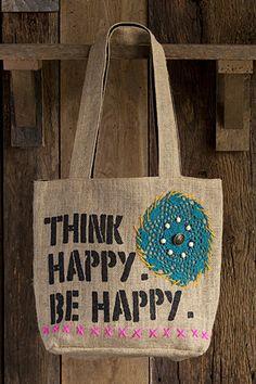 this bag makes me happy