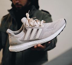 "All-new Adidas Ultra Boost ""off-white"" releasing in Jan 2016"