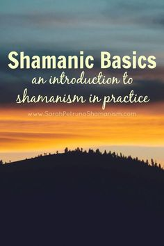 Shamanic Basics - an eBook in the introduction to shamanism. From foundations of practice, to core techniques, to shamanism today. This eBook is your primer to shamanism. #GeorgeTupak