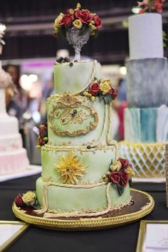The Wedding Expo Cake Challenge March 2017 with Huletts SA entrant to the professional category Royal Bakery. Photography by Nic Huisman Photography. Cake Competition, Wedding Cakes, Bakery, Groom, March, Challenges, Bride, Photography, Wedding Gown Cakes