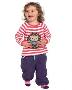 Baby Hedgehog Top-£18