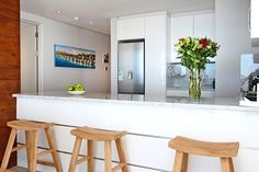 Fairmont 1001 is a luxury self-catering holiday apartment in Sea Point with 3 bedrooms. Furniture, Luxury, Dining Bench, Living Spaces, Apartment, Home Decor, Holiday Apartments, Bedroom, Open Plan Living