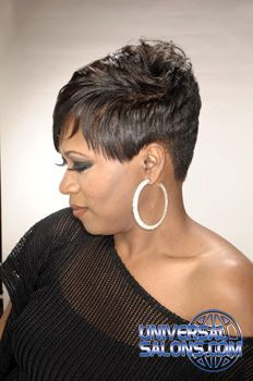 SHORT HAIR STYLES______from___Kanitra Barrett!!!!!