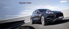 Cayenne Turbo - All Cayenne Models - All Porsche Vehicles - Dr. Ing. h.c. F. Porsche AG