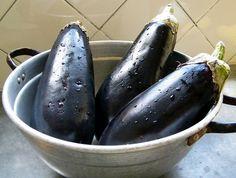 Receta: Berenjenas Rellenas de Verduras