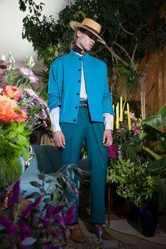 Massimo Piombo Spring/Summer 2018 Menswear | British Vogue