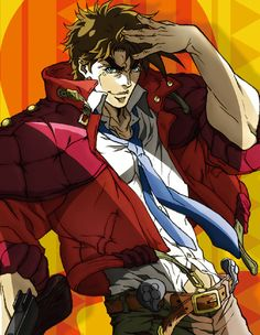 Joseph Joestar - the best Jojo - Jojo's Bizarre Adventure
