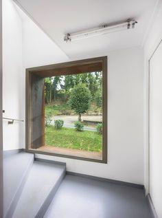 School Conversion Into Housing Units   ACBS ARCHITECTES