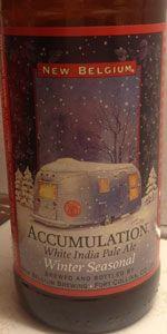 Accumulation - New Belgium Brewing - Fort Collins, CO - BeerAdvocate