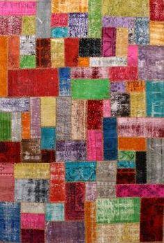 Karpet Patchwork Mix