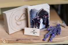 Wedding- USB and Personalised Wooden Box