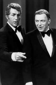 Dean Martin and Frank Sinatra / AS1966