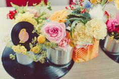 Zweiter Hochzeitstag von Friederike & Stefan im Fifties Stil | Hochzeitsblog - The Little Wedding Corner