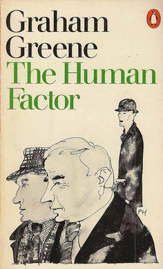 Graham Greene!
