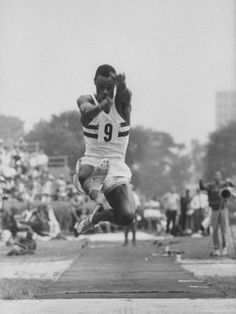 Olympic gold in long jump 1960 Rome. World Athletics, Long Jump, Track And Field, Olympics, Rome, Athlete, Running, Boston, Sports