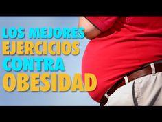 Rutina para combatir obesidad y sobrepeso | EJERCICIOS PRINCIPIANTES - YouTube