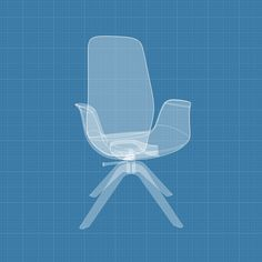 Ergonomic office chairs, swivel chairs for computers, modern design reception furniture 3d Files, Modern Furniture, Furniture Design, 3d Modeling Programs, Reception Furniture, Ergonomic Office Chair, Office Seating, Creative Industries, Engineers