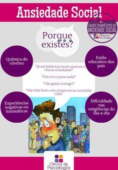 Ansiedade social porque existes?  http://oficinadepsicologia.com/ansiedade-social/