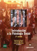 Introducción a la psicología social / Elena Gaviria Stewart, Mercedes López Sáez, Isabel Cuadrado Guirado (coordinadoras)
