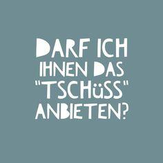 <3 ~ Manchmal ist diese Frage die beste und einzige Antwort, um uns von Menschen zu verabschieden, die einfach nicht in unser Leben passen.