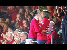 University of Wisconsin-Madison Trumpet Player Proposes in Front of Thousands Marching Band Couples, Youtube Wedding, Romantic Proposal, Two Of A Kind, Band Nerd, University Of Wisconsin, Wedding Proposals, Cutest Thing Ever, Wedding Videos