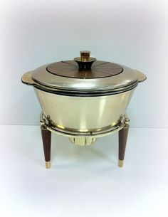 Georges Briard Casserole Chafing Dish In by vintage19something, $39.00