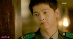 EP 4 - That's why I became a soldier ~ enjoy their easy banter very much #descendants of the sun