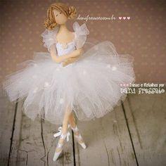 Resultado de imagem para  boneca tilda bailarina